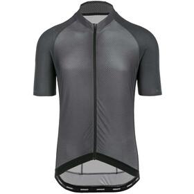 Bioracer Sprinter Maglietta a Maniche Corte Cold Black Light Uomo, grigio